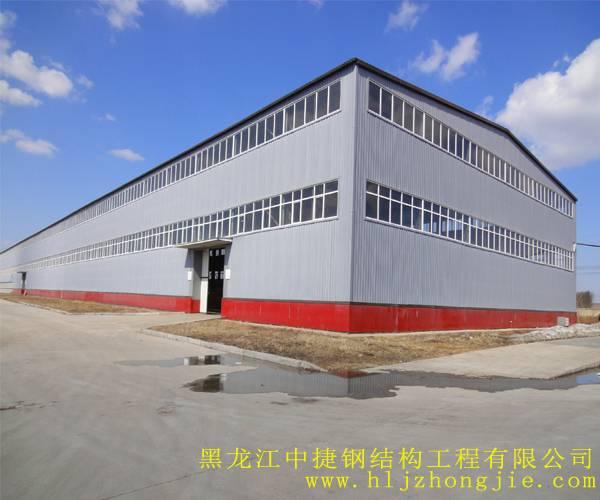 黑龙江中捷厂房